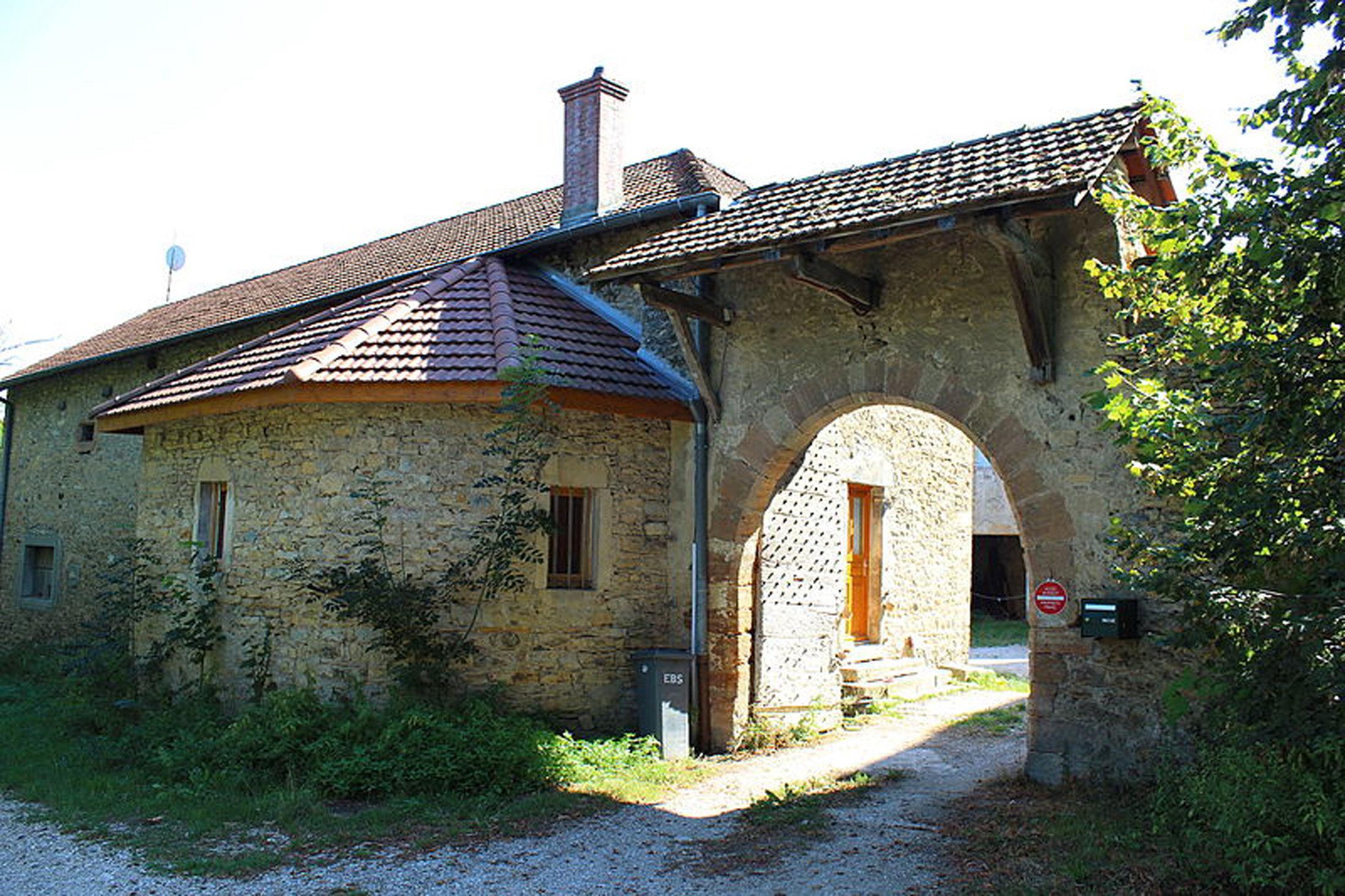 2019.03.07 Veyssilieu Entree Chateau