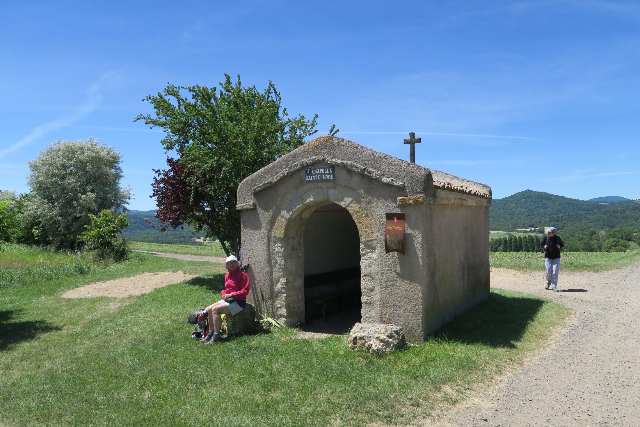 22 Pique Nique Chapelle Ste Anne
