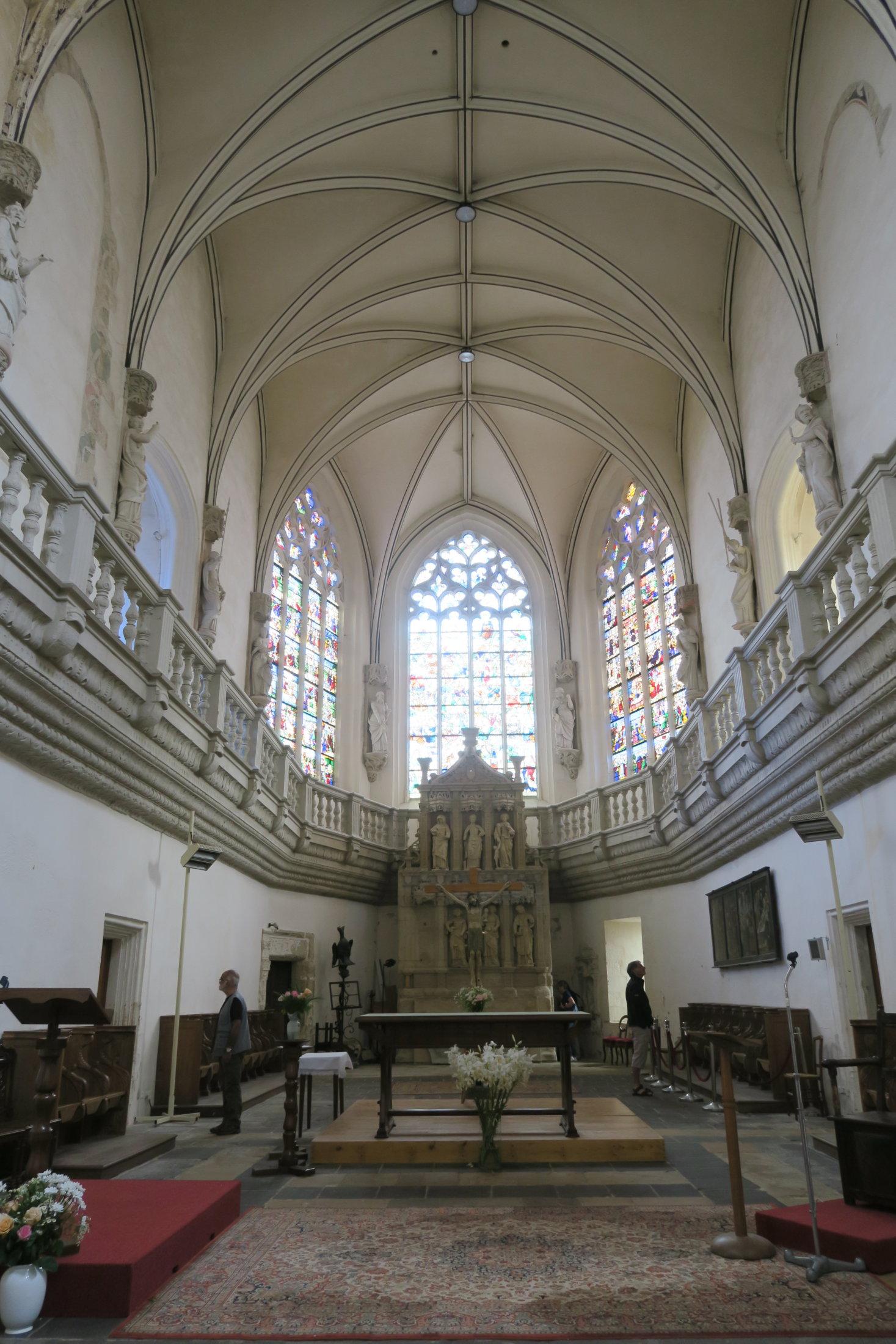 03 Ste Chapelle VIC LE COMTE