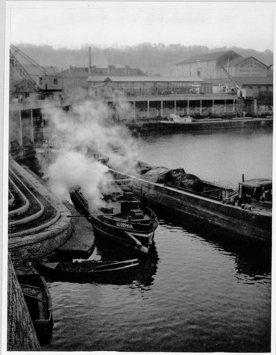 La Gare D\'eau De Vaise