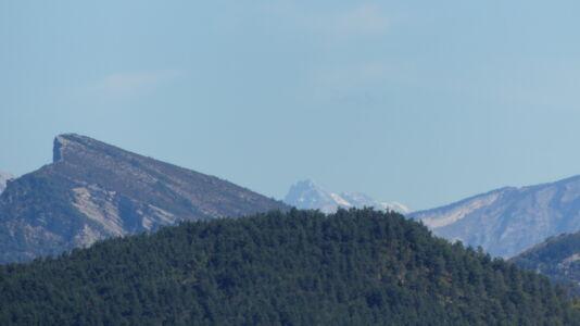 Glacier de l'Ailefroide occidentale vu du col de Saint-May